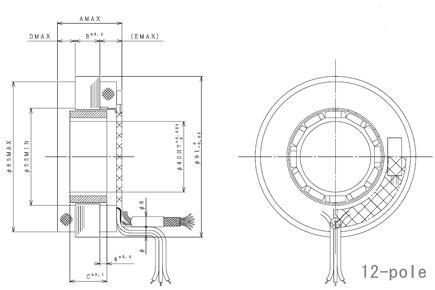 B09 Series | Frameless Motor | BUILT-IN DD Direct Drive