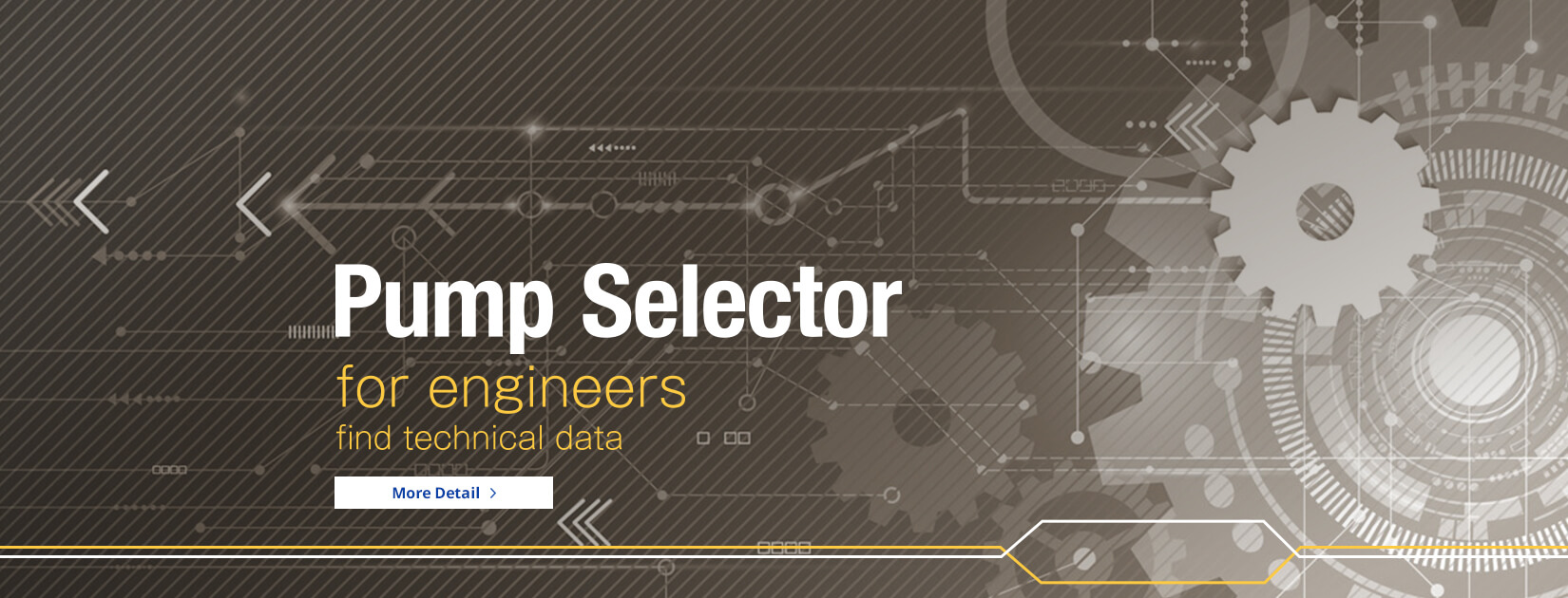 Pump Selector for engineers find technical data