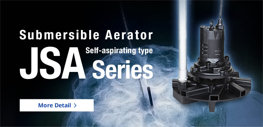 Self-priming Aerator JSA Series