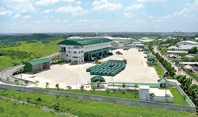 Waste Transfer Station at Nongkhaem