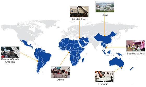 Fields | Special Purpose Truck | ShinMaywa Industries, Ltd.